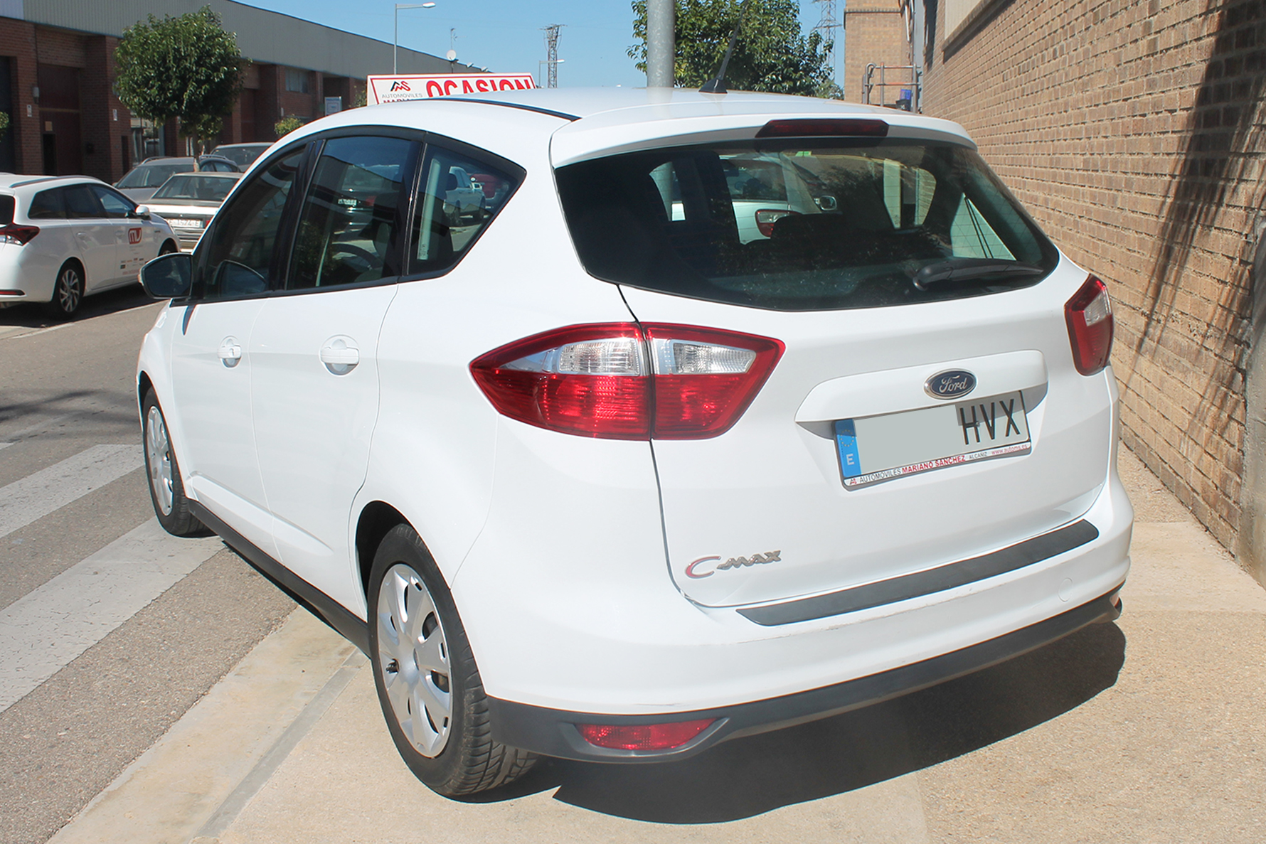 FORD CMAX 1.6TDCi Trend