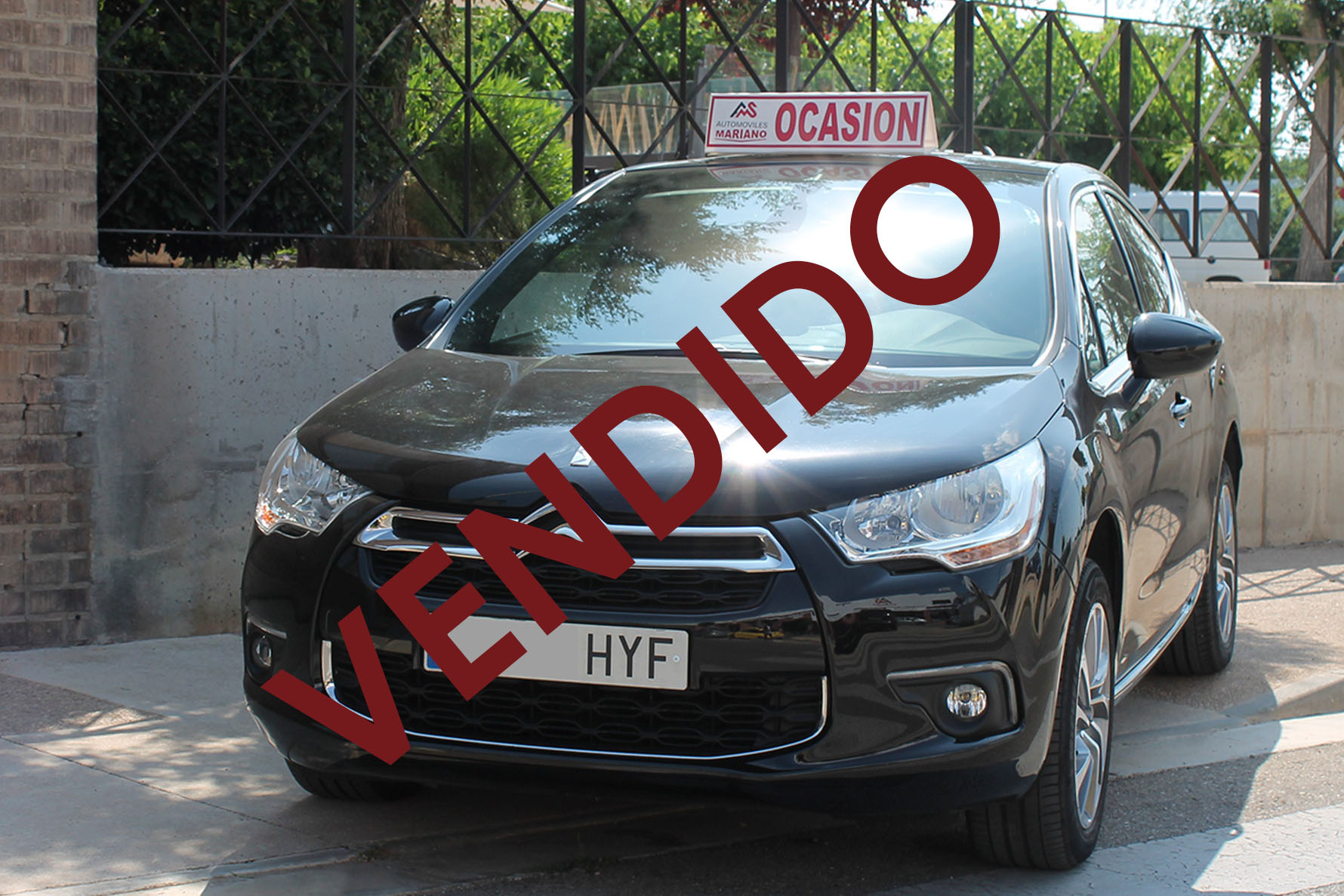 CITROEN DS4 1.6 Design