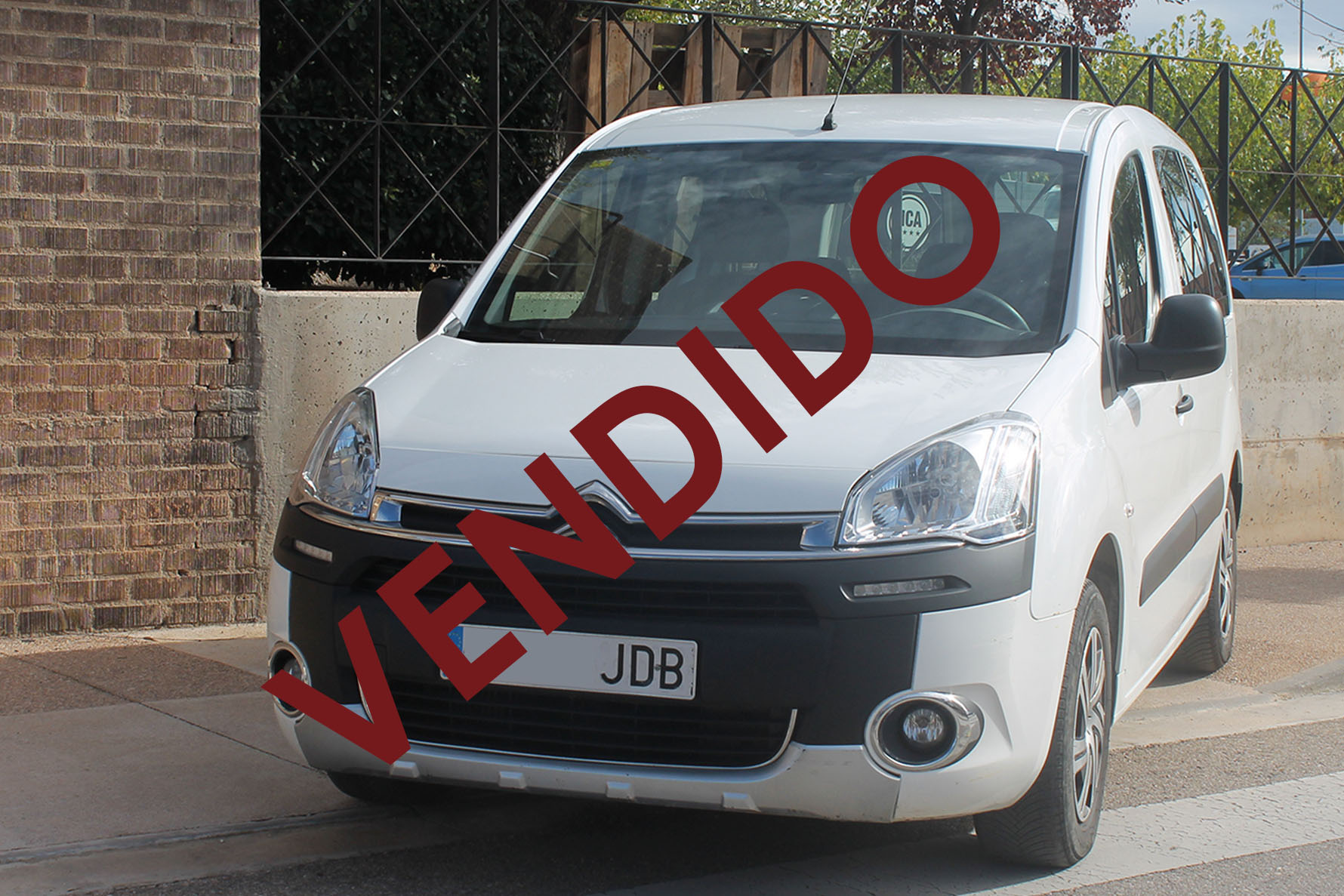 CITROEN BERLINGO 1.6HDI 75 Tonic