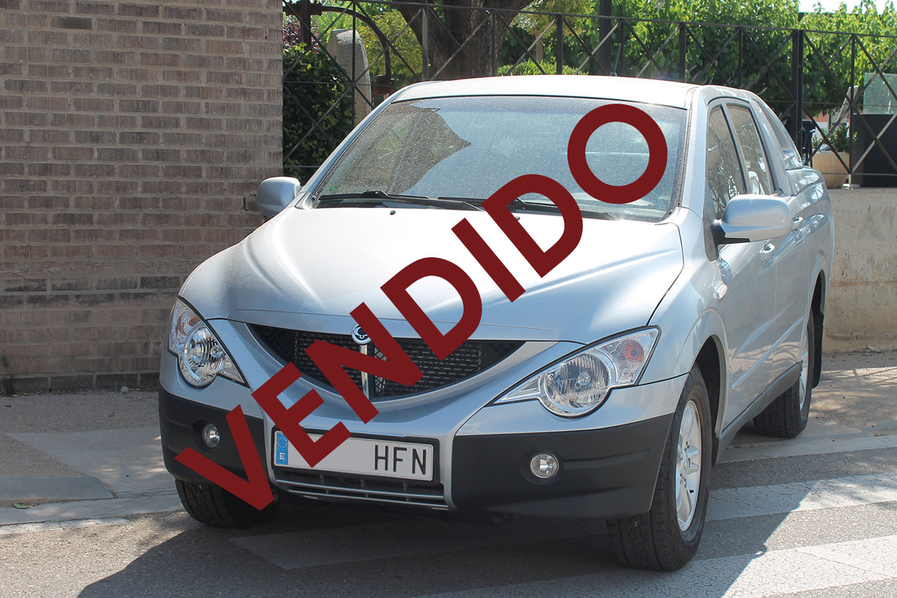 SSANGYONG ACTYON 2.0TD